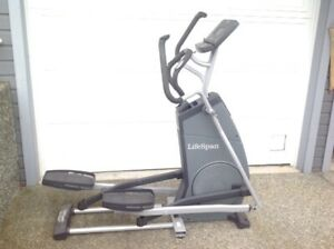 Cardio elliptical Strider