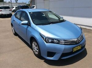 2014 Toyota Corolla ZRE172R Ascent S-CVT Shimmer 7 Speed Constant Variable Sedan Cardiff Lake Macquarie Area Preview