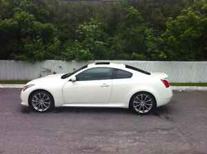 2008 Infiniti G37s Sport Coupe (2 door)