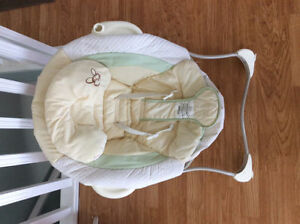 fisher price bouncer Super comfy