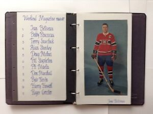 HERE IS SOMETHING YOU CAN'T PASS UP, NHL STARS OF THE 60's!