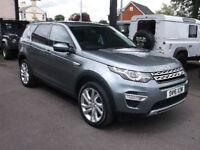 2016(16) Land Rover Discovery Sport 2.0TD4 ( 180ps ) 4X4 Auto 2016MY HSE Luxury