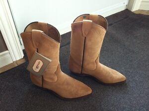 Bottes western de marque Boulet pour femme (NEUVES)