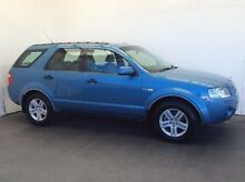 2006 Ford Territory SY Ghia AWD Bright Blue 6 Speed Sports Automatic Wagon Mount Gambier Grant Area Preview