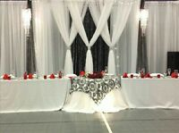 Party and Wedding Reception Decor & Much More