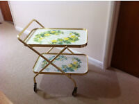 Tea Trolley (folding)