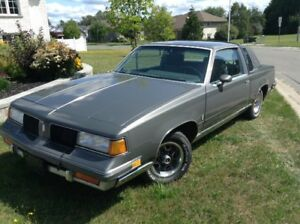 1987 Oldsmobile Cutlass Salon 307