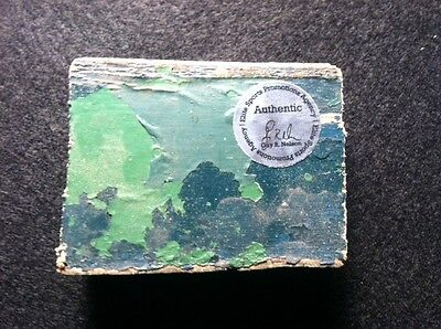 2016 World Series! Chicago Cubs Game Used Wrigley Field Stadium Seat Piece!