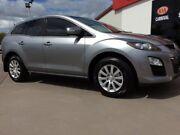 2011 Mazda CX-7 ER10L2 Classic Activematic Silver 5 Speed Sports Automatic Wagon Pialba Fraser Coast Preview