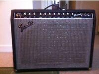 Fender Concert 60 watt Paul Riviera valve amplifier