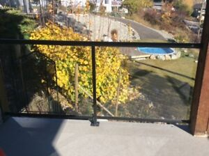 Deck/Balcony Glass Panels & Rails