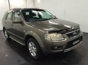 2010 Ford Territory SY MkII TS Havana 4 Speed Sports Automatic Wagon Cardiff Lake Macquarie Area Preview