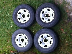 TACOMA STEEL WHEELS FOR SALE. -  16 INCH