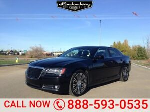 2013 Chrysler 300 S SEDAN Navigation (GPS),  Leather,  Heated Se