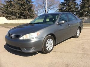 2005 Toyota Camry, LE-pkg, AUTO, LOADED, 179k, $6,500