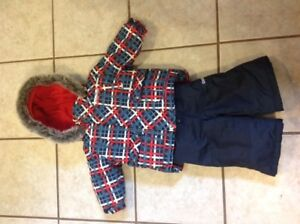 Oshkosh baby/toddler snowsuit, like new