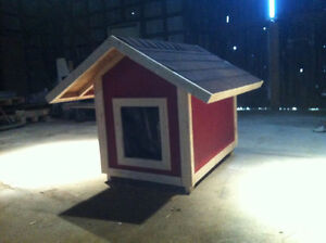 MEDIUM SIZED INSULATED DOG HOUSE