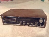 Vintage Candle stereo receiver STD-7010 (8 tracks)