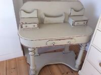 Beautiful Shabby Chic Dressing Table/Desk
