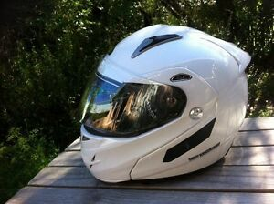 RJays TSS Tour-Tech Motorcycle Helmet,Size:small,worn twice only Armidale Armidale City Preview