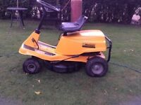 McCulloch Hornet ride on lawn Mower