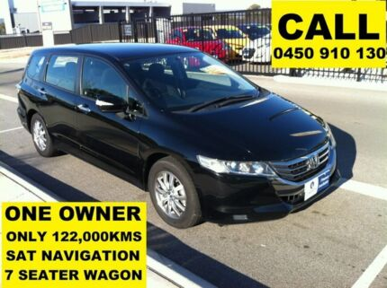 2012 Honda Odyssey RB MY12 Black 5 Speed Automatic Wagon Ellenbrook Swan Area Preview