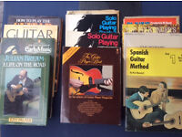 Classical/Acoustic Guitar Books. Total of 13 for £10