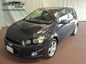2014 Chevrolet Sonic LT PRICED TO SELL