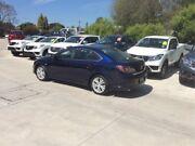 2008 Mazda 6 GH1051 Classic Blue 6 Speed Manual Sedan East Maitland Maitland Area Preview
