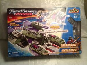 BTR Transformers Armada #7058 vehicle in box