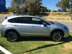 2016 Subaru XV G4-X MY17 2.0i-L Lineartronic AWD Silver 6 Speed Constant Variable Wagon Mandurah Mandurah Area Preview