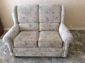 Sofa plus 2 (not matching) chairs