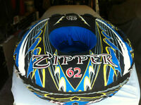 "NEW 'Zipper 62' Towable Tube 62"" (5'2"") REDUCED $79"