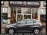 2009 Pontiac Vibe ACC FREE*IN-HOUSE FINANCING 100% APPROVED*