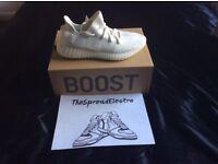 adidas Originals Yeezy Boost Infant 350 V2 'Cream White' UK9.5K. 100% Authentic