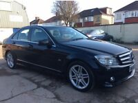 MERCEDES BENZ C250 CDI BLUE EFFICIENCY AMG SPORT