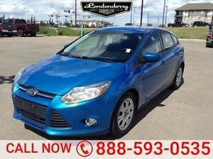 2012 Ford Focus SE Accident Free,  Bluetooth,