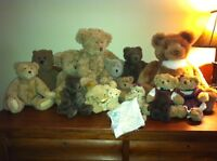 ADORABLE High-End, New Collector Bears - Great for Baby Room!