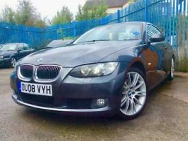 2008 BMW 3 Series 3.0 325D SE 2DR AUTOMATIC Convertible Diesel Automatic