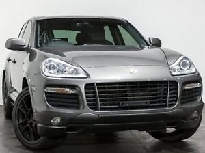 2009 Porsche Cayenne 9PA MY09 GTS Grey 6 Speed Sports Automatic Wagon Rozelle Leichhardt Area Preview