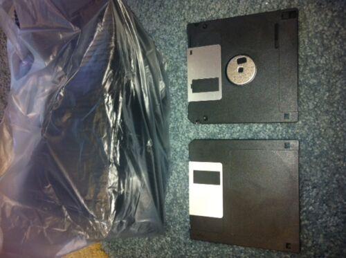 "3.5"" HD 2MB UNFORMATTED DISKETTE & WHITE DISKETTE LABEL, 200 PCS"