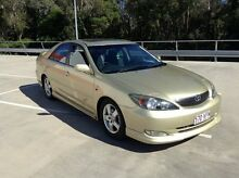2003 Toyota Camry MCV36R Sportivo Gold 5 Speed Manual Sedan Morayfield Caboolture Area Preview