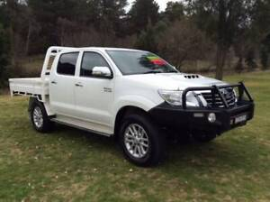2015 Toyota Hilux SR5 Yass Yass Valley Preview