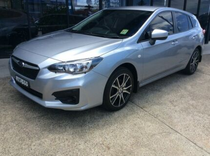 2017 Subaru Impreza MY17 2.0I (AWD) Ice Silver Continuous Variable Hatchback