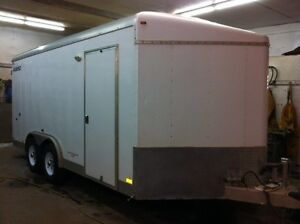 Heated Washroom Trailer for Sale or Rent