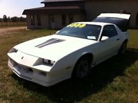 1982 Chevrolet Camaro Coupe Z28 END OF SUMMER SALE !!!!