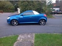 BEAUTIFUL VAUXHALL TIGRA 1.4 EXCLUSIVE,FULL LEATHER,IRMCHER GRILL,FSH,DRIVES LIKE A DREAM,BARGAIN!!!