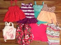 Baby Girl Clothes, Excellent Condition. Size 6-12months