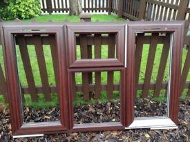 Mahogany Window frame