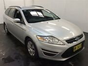 2012 Ford Mondeo MC LX Tdci Silver 6 Speed Direct Shift Wagon Cardiff Lake Macquarie Area Preview